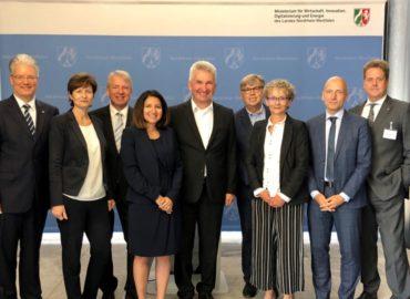 Gruppenbild 5G.NRW