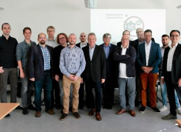 Kick-Off Kompetenzzentrum Autonomes Fahren